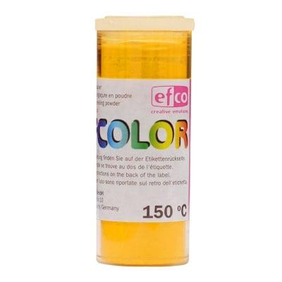 Efcolor, 10 ml, златисто жълт