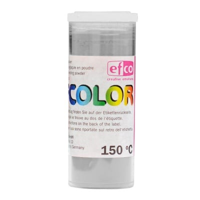 Efcolor, 10 ml, сребристо сив