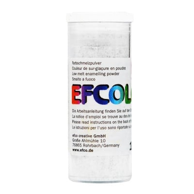 Efcolor, 10 ml, брокат, сребро