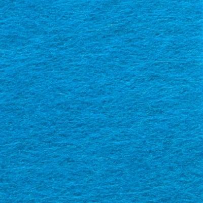 Филц лист, 20 x 30 cm х 2 mm, 100 % полиестер, 350 g/m2, син