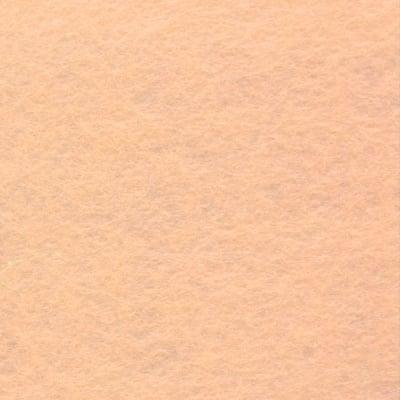 Филц лист, 30 x 45 cm x 2 mm, полиестер, 350g/m2,  цвят телесен