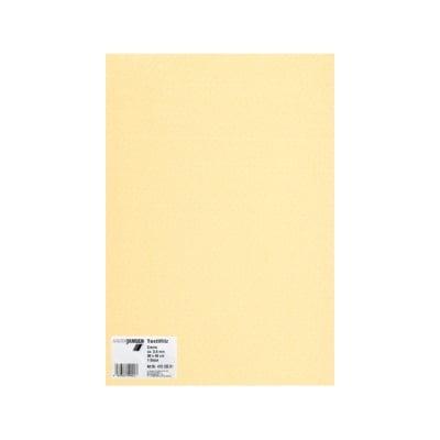 Филц текстилен, 3,5 mm, 30 x 45 cm, 1л в пакет, кремав