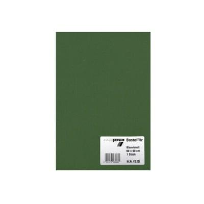 Филц за занаятчийски 0,8-1 mm, 100% вискоза, зелено шише