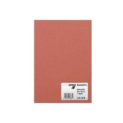 Филц занаятчийски 0,8-1 mm, 100% вискоза, кожено