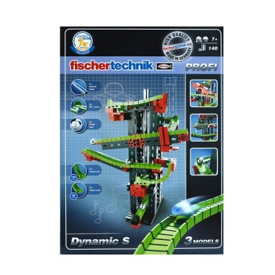 Конструктор FischerTechnik, Dynamic S, Profi 7+