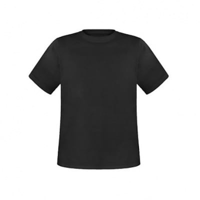 Фланелка черна T-Shirt JAVANA