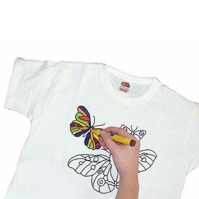 Фланелка с рисунка T-Shirt JAVANA