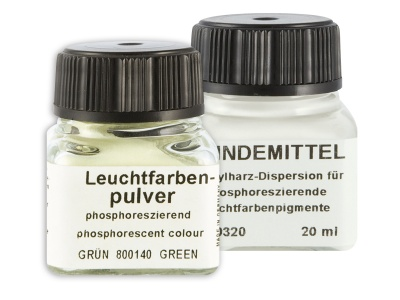 Флуорисцентен зелен прах, Soft 800, 40 g