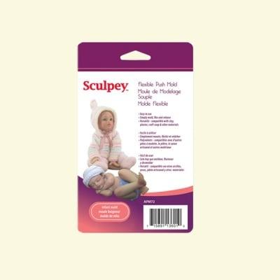 Формовъчен шаблон за глина Sculpey, бебета