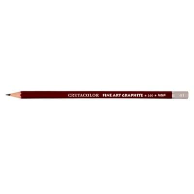 Графитен молив CretaColor, CLEOS FineArtGraphite, 1 бр., 4H