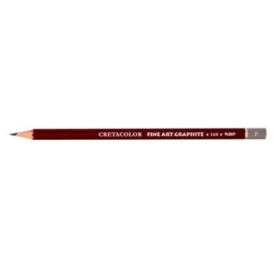 Графитен молив CretaColor, CLEOS FineArtGraphite, 1 бр., F