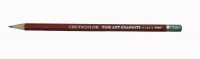 Графитен молив CretaColor, CLEOS FineArtGraphite, 1 бр., HB