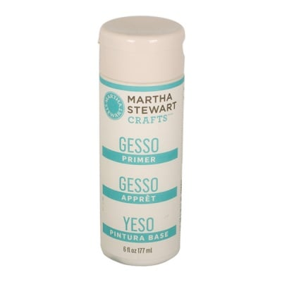 Грунд Martha Stewart, Gesso, 177 ml