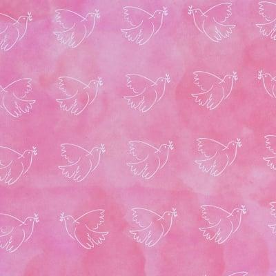 Варио картон, 250g/ m 2, 50 x 70 cm, 1л, гълъб розов / син