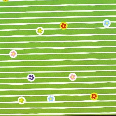 Варио картон, 300 g/m2, 50 x 70 cm, 1л, Пролетни цветя/ Потпури