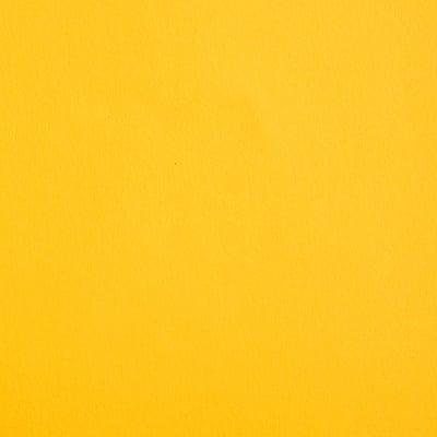 Крафт картон, 220 g/m2, 50 x 70 cm, 1л, слънчево жълт