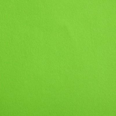 Крафт картон, 220 g/m2, А4, 1л, лайм зелен