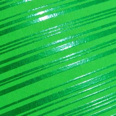Фото картон с орнаментен лак, 220 g/m2, 47 x 69 cm, 1л, зелен на линии