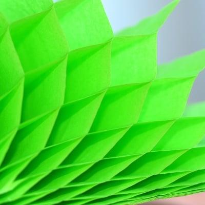 Хартия акордеон 30 слоя, 930 g/m2, 49,5 x 69 cm, 1л, светло зелена