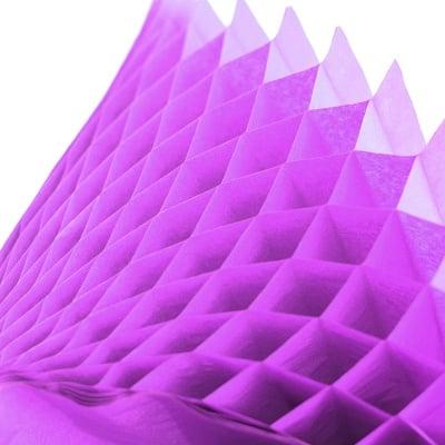 Хартия акордеон 30 слоя, 930 g/m2, 49,5 x 69 cm, 1л, виолетова