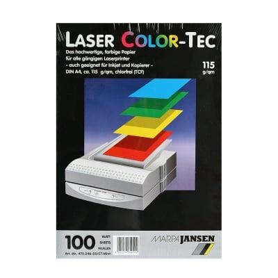 Хартия коп. Laser COLOR-EC 115g/m2,А4,100л.,мента