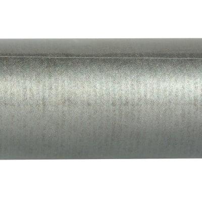 Хартия натронова опаковъчна, 75 g/m2, 100 cm x 5 m, 1руло, сребърна