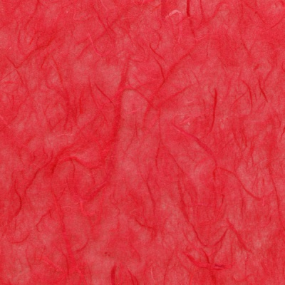 Хартия копринена с влакна, 25 g/m2, 50 x 70 cm, 1л, червена