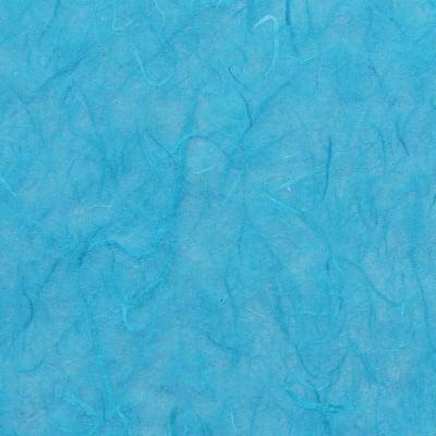 Хартия копринена с влакна, 25 g/m2, 50 x 70 cm, 1л, небесносиня