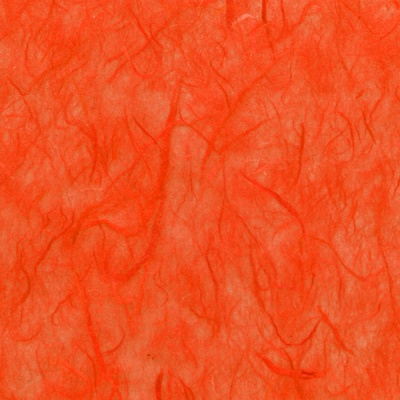 Хартия копринена с влакна, 25 g/m2, 50 x 70 cm, 1л, оранжева