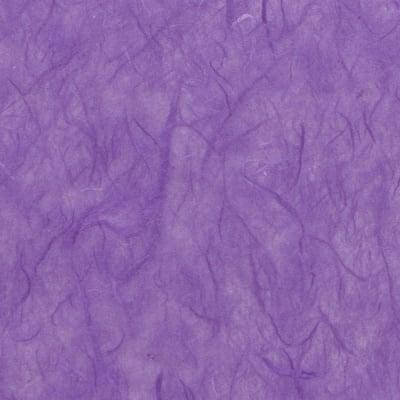 Хартия копринена с влакна, 25 g/m2, 50 x 70 cm, 1л, тъмновиолетова