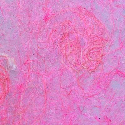 Хартия прозрачна бананова палма, 60 g/m2, 55 x 80 cm, бордо