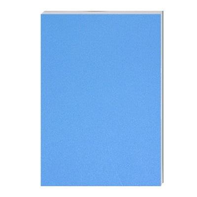 Хартия за скици, 190 g/m2, А1, 50л в син блок, бяла