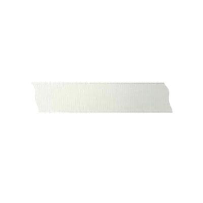 Лента декоративна UNIBAND, 25 mm, 10m, бяла
