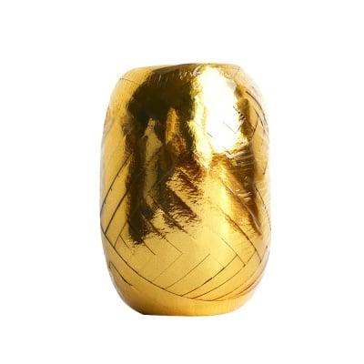 Лента полипропиленова POLYBAND, 5 mm, 20m, златна