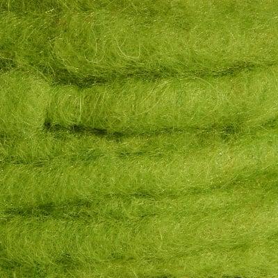 Връзка вълнена, Filzkordel, 5 mm x 20 m, зелена