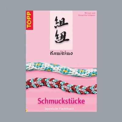Книга на немски език, Kumihimo Schmuckstucke, A 5, 32 страници