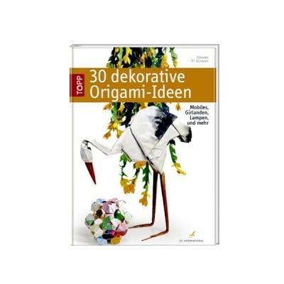 Книга техн. литература, 30 dekorative Origami-Ideen