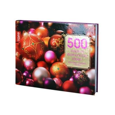 Книга техн. литература 500 kreative Weihnachtsideen