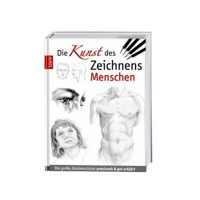 Книга техн. литература, Die Kunst des Zeichnens - Menschen