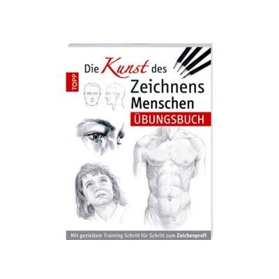 Книга техн. литература, Die Kunst des Zeichnens Menschen