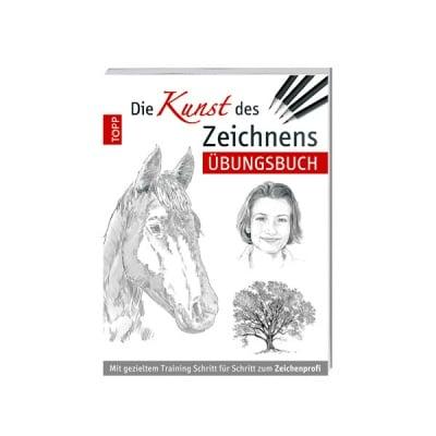 Книга техн. литература, Die Kunst des Zeichnens - Übungsbuch