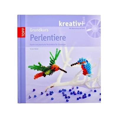 Книга техн. литература Grundkurs Perlentiere, DVD
