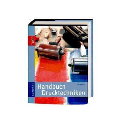 Книга техн. литература, Handbuch Drucktechniken