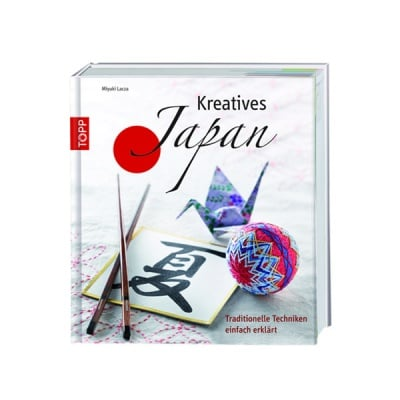 Книга техн. литература, Kreatives Japan
