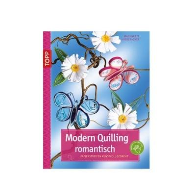 Книга техн. литература, Modern Quilling romantisch