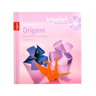 Книга техн. литература  Origami Grundkurs, DVD