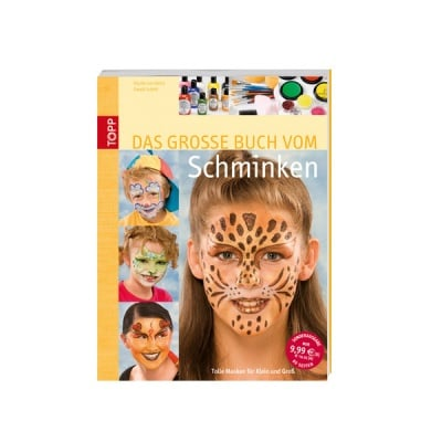 Книга техн.литература, Das grosse Buch vom Schminken