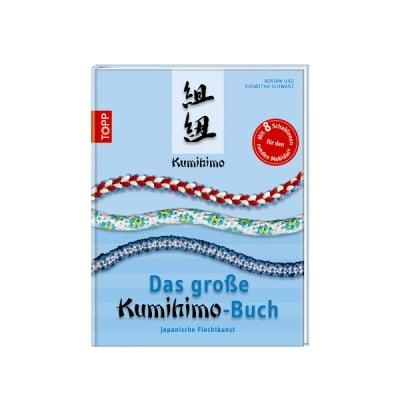 Книга техн.литература, Das grosse Kumihimo-Buch