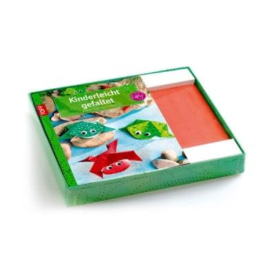 Книга техн.литература, Kinderleicht gefaltet, m. 50 Faltblattern