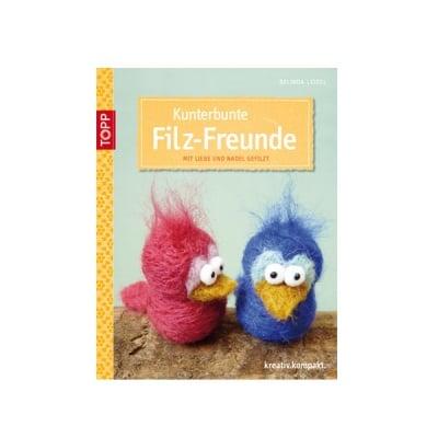 Книга техн.литература, Kunterbunte Filz-Freunde